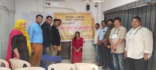गैर मराठियों को मराठी सिखाएगा उमंग उत्सव ट्रस्ट  | #NayaSaberaNetwork