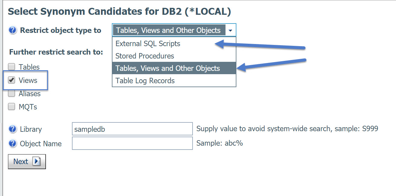 DB2 Web Query for i