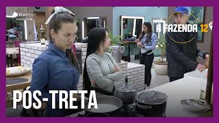 A Fazenda 12 – Mirella dá recado – Lucas fala sobre briga com Raissa – Jojo comenta sobre a sua carreira