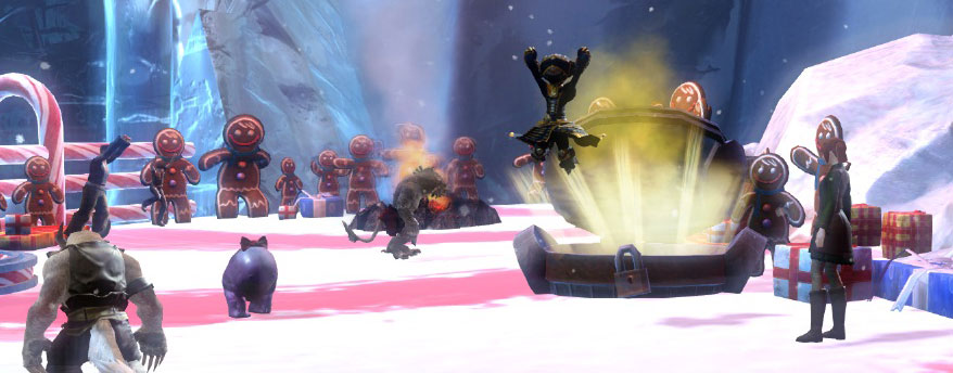 Farming Wintersday Gifts | Guild Wars 2 Riches