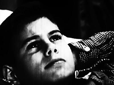 Une construction filmique dont la ligne directrice est la traduction d'angoisses et de peurs infantiles…