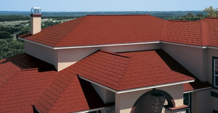 Examining roof