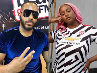#BBNaija2020: 'I See Cuppy As A Friend And I Respect Her' - Kiddwaya Gives Reasons Why He Cannot Date DJ Cuppy