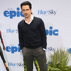 Colin Farrell: the sport, are passe-temps favors