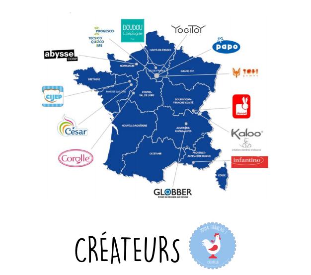 créateurs de jouets français
