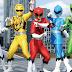No Japão, Toei da inicio às comemorações dos 40 anos dos Super Sentai