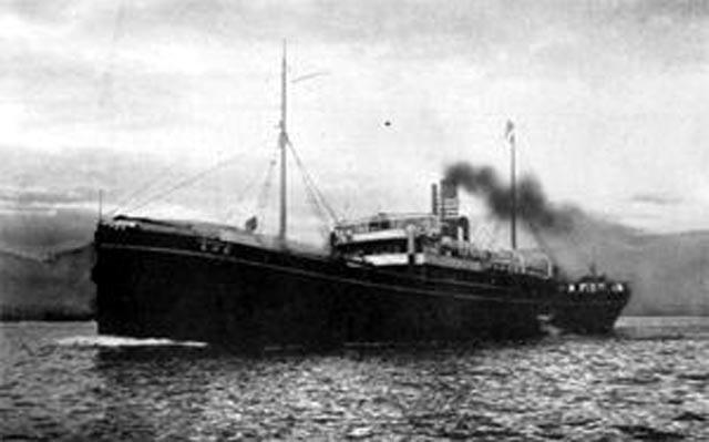Fukushu Maru, 11 March 1942 worldwartwo.filminspector.com