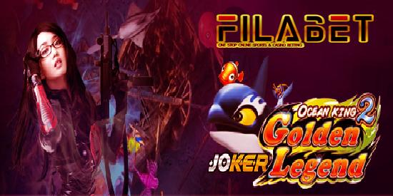 Joker123 tembak ikan