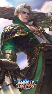 Alucard Lone Hero Heroes Fighter Assassin of Skins Rework V2