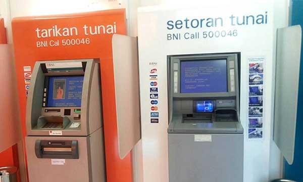 Cara Tarik Tunai di ATM BNI Tanpa Kartu Debit