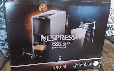 Καινούρια καφετιέρα δώρο