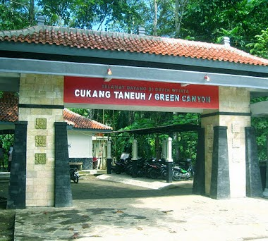 Tiket Masuk Green Canyon 2014