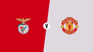 مشاهدة مباراة بنفيكا ومانشستر يونايتد Benfica vs Manchester United في تشامبيونزليج 2017-2018 مباشرة اليوم علي قناة بي أن سبورت HD6