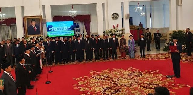 Kursi Wamen Untuk Akomodir Politik Bagi-Bagi