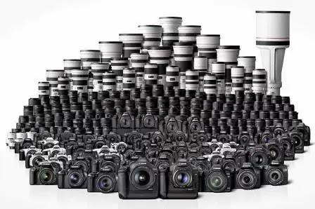 Kamera DSLR Terbaik Yang Bagus Untuk Pemula