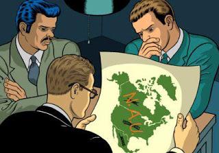 """""""ΚΛΙΜΑ"""" ως άλλοθι για Παγκόσμια κυβέρνηση"""