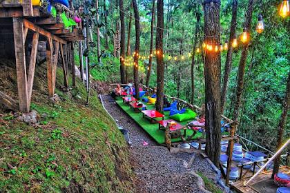 Lokasi dan Harga Menu Rumah Bunga Cafe Nongkojajar Pasuruan