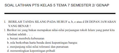Soal Essay Pkn