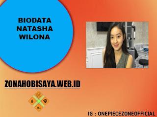PROFIL : NATASHA WILONA