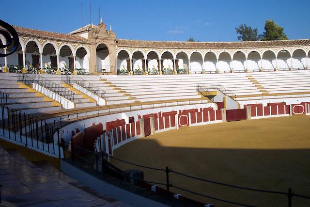 plaza de toros Antequera España turismo