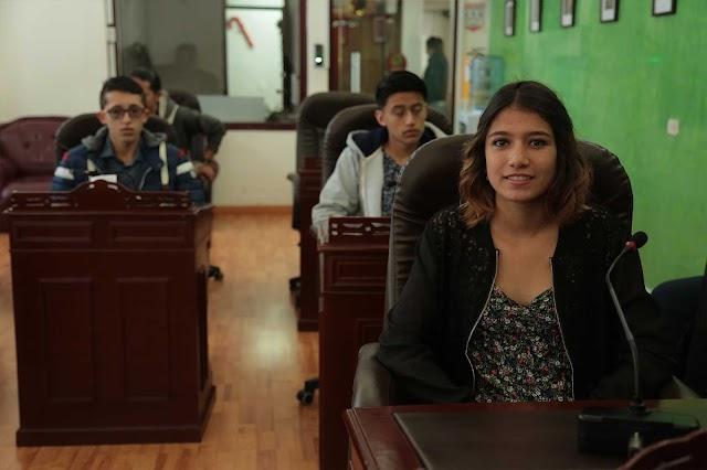 Se posesionó el gobierno juvenil en Facatativá