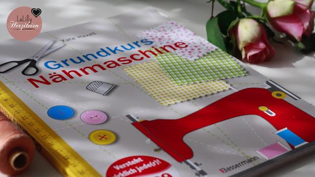 Buchrezension und Osterverlosung: Grundkurs Nähmaschine von Kate Haxell