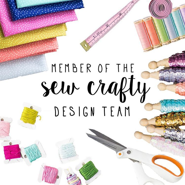 Sew crafty design team