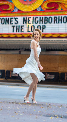 The Seven Year Itch White Dress