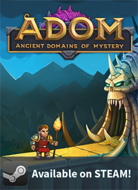 ADOM @ Steam