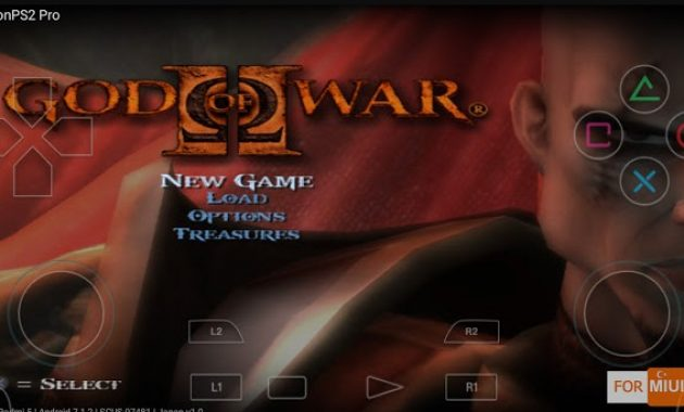 Demon ps2 emulator apk with bios | DamonPS2 PRO (PS2
