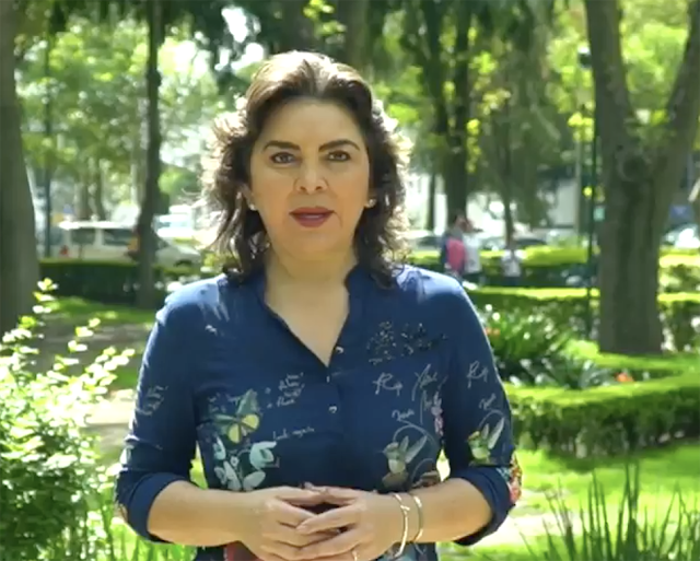 Denuncia Ivonne Ortega amenazas