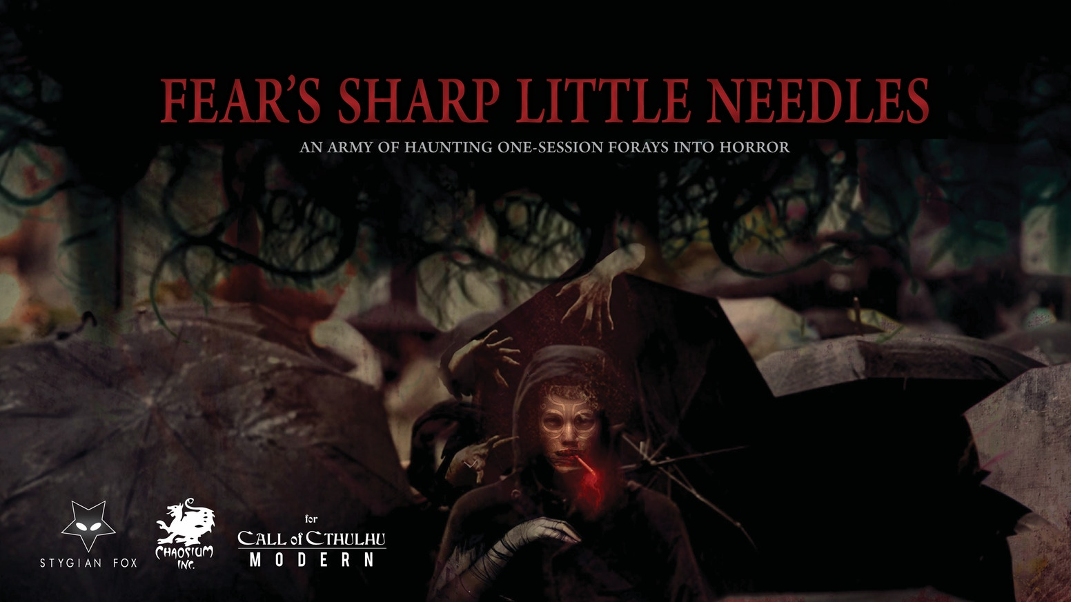 [ZEW CTHULHU] FEAR'S SHARP LITTLE NEEDLES - RECENZJA