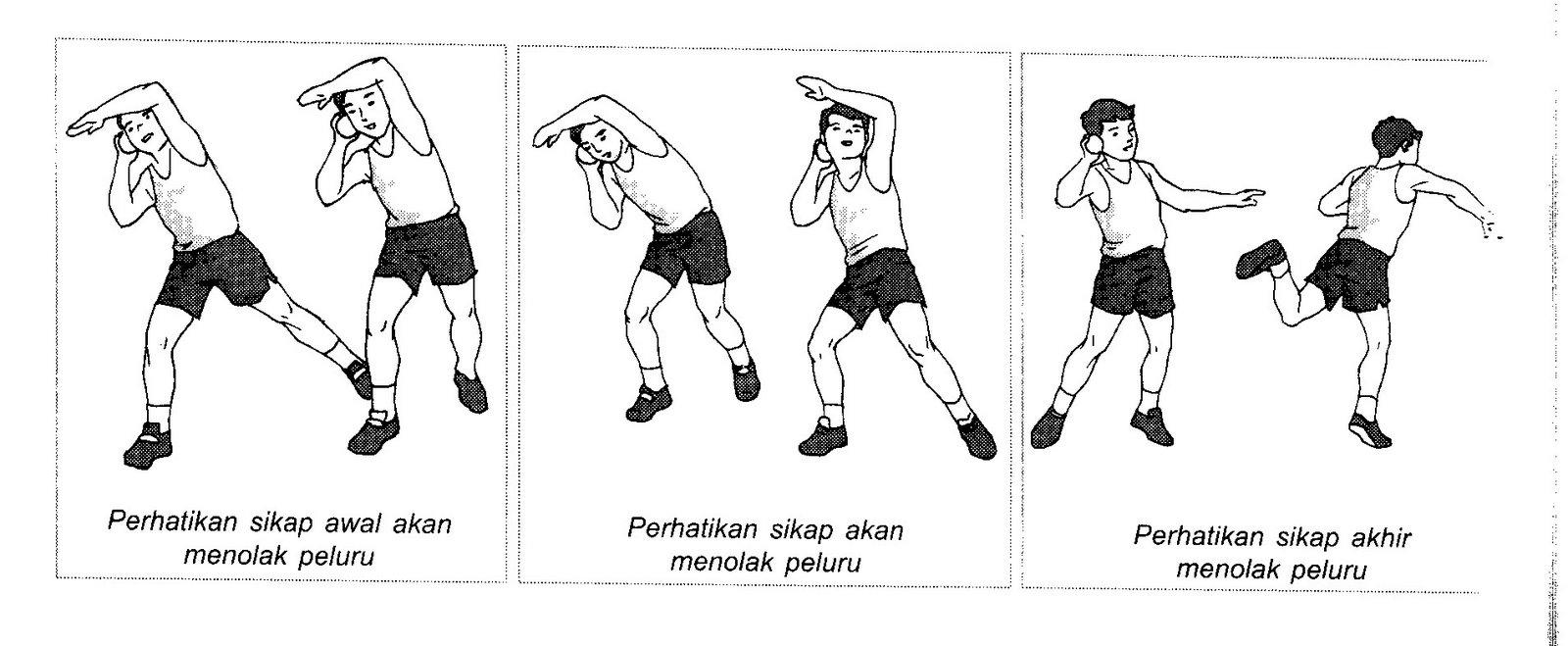 Kumpulan Sketsa Gambar Lomba Lari Bendera