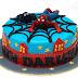 kek birthday spiderman