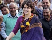 Priyanka Gandhi Vadra Joins Politics