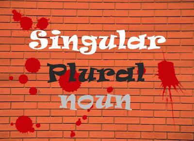 Cara Menentukan Singular dan Plural Nouns