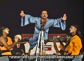 Grandmaster Shifuji Shaurya Bharadwaj