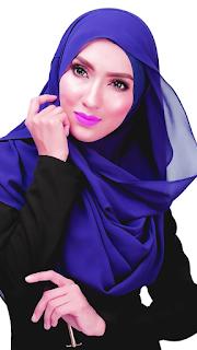Gambar Wanita Muslimah Keren Untuk Wallpaper