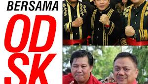 Petahana Resmi Diusung Sebagai Calon Gubernur dan Wagub Sulut Dari PDIP Di Pilkada 2020, DELON: ODSK Harga Mati Menang Di Bumi Tonsea