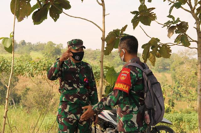 Kodim Sragen - Dansatgas TMMD reguler 108 Kodim Sragen tekankan jaga nama baik TNI