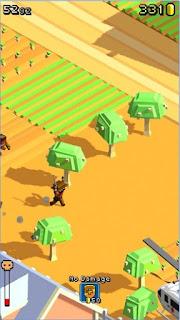 Game Blocky Zombies App