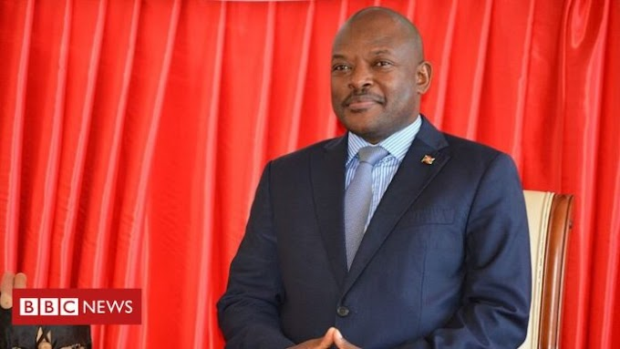 Burundi President Pierre Nkurunziza dies of 'cardiac arrest' at 55