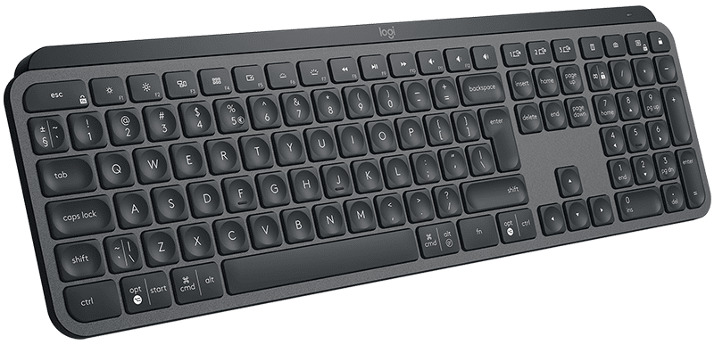 MX Keys Advanced Wireless Illuminated Keyboard