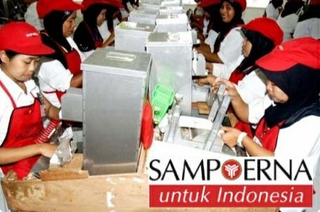 Lowongan Kerja PT HM Sampoerna, Tbk. Tersedia 3 Posisi Seluruh Indonesia | Posisi: Retail Engagement Executive dan Electrician
