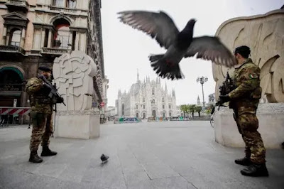 Στρατά στο Μιλάνο, ο Ουντερζό στον τάφο, ρέκβιεμ για την Ευρώπη;