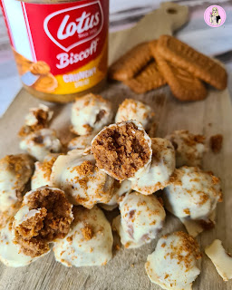Slimming Friendly Lotus Biscoff Truffles Recipe