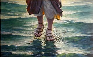 Soliloquios, Jesús, anda sobre el mar, Juan Carlos Parra,
