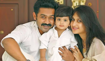 Asif Ali happy family