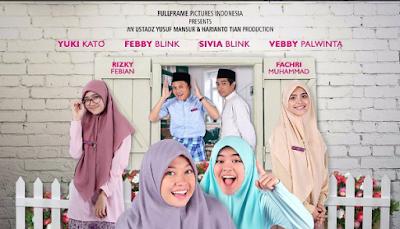 Download Lagu Ost Film Cahaya Cinta Pesantren 2017 Terbaru Wirda Mansur