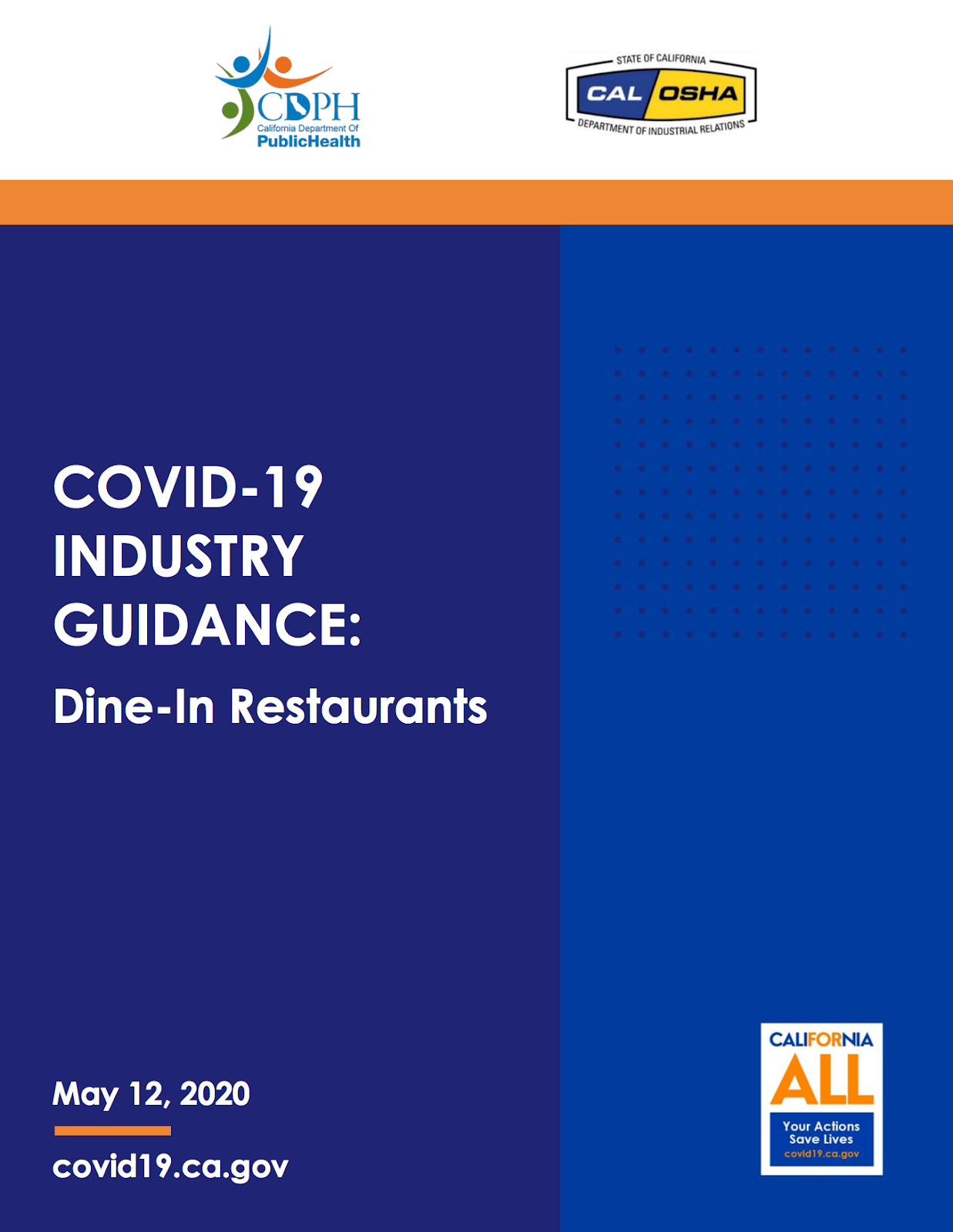 California Announces Guidelines For Reopening Restaurants Eased Restrictions For More Businesses Sandiegoville
